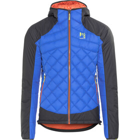 Karpos Lastei Active Plus Jacket Men bluette/dark grey